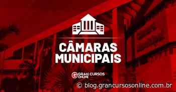 Concurso Câmara Guia Lopes da Laguna MS: TCE recomenda certame! - Gran Cursos Online