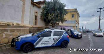 Homem é detido após tentativa de furto no Memorial Tordesilhas, em Laguna - Sul. Agora