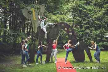Putzen und Tanzen am Fabelpfad - Westfalen-Blatt
