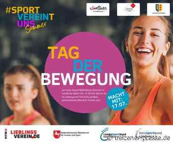 Tag der Bewegung (17. Juli) lockt zum Tanzen in den Liebesgrund – als Auftakt für den Sommer des Sports - Uelzener Presse