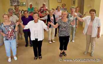 Das große Glück heißt Tanzen - Volksstimme