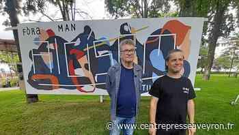 Rodez : Gérard Marty et Jean-Charles Couderc ouvrent la voie colorée de l'Estivada - Centre Presse Aveyron