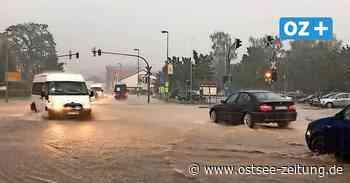 Hochwasser: Das hat Bad Doberan seit dem Starkregen 2019 gemacht - Ostsee Zeitung