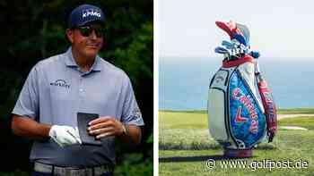 US Open 2021: Phil Mickelson trat mit Callaway den Versuch zum Karriere-Grand-Slam an - Golf Post