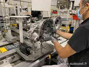 À Blanquefort (33), l'usine Magna veut croire en un avenir gagnant dans l'auto de demain - Sud Ouest