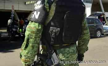 Integrante de la GN lesiona a dos personas en Dolores Hidalgo - Yahoo Noticias