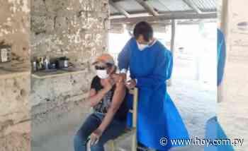Brigada de Salud Pública asiste a pobladores de Fuerte Olimpo con vacunas - Hoy