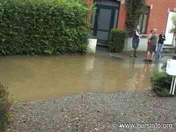 Halle en Beersel halen beschadigde goederen wateroverlast op - Persinfo.org