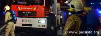 Ook wateroverlast in Halle, hulpdiensten blijven ter plaatse - Persinfo.org