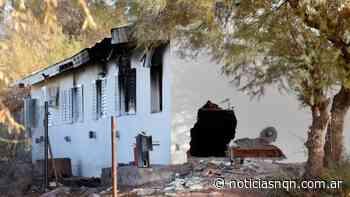 Investigación por la explosión en la escuela de Aguada San Roque: realizaron requerimiento de pruebas - Noticias NQN