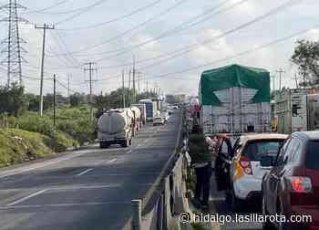 Se reportan 4 accidentes en la región Tula-Tepeji en menos de 24 horas - La Silla Rota