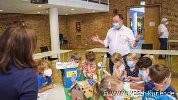 Kindergarten St. Paulus: Eigene Ideen für Ortskerngestaltung in Stuhr - WESER-KURIER - WESER-KURIER
