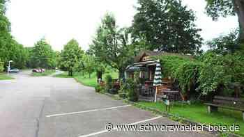 Tourismus in Rottenburg - Eingang zum Kapellenberg wird demnächst umgestaltet - Schwarzwälder Bote