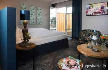 Nachhaltige Renovierung und Einrichtung durch die Mitarbeiter im Seehotel Niedernberg - TAGESKARTE