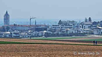 Entwicklung bis 2035: Wie die Wohnbauflächen im Bereich Langenau verteilt werden sollen - SWP