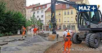 Luckenwalde: Kleinkunstbühne am Boulevard wird am 20. August eröffnet - Märkische Allgemeine Zeitung