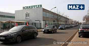 Ende Juli stellt sich der Investor des Schaeffler-Werks in Luckenwalde vor - Märkische Allgemeine Zeitung