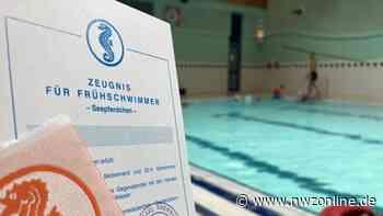 Intensiv-Schwimmkurse in Edewecht: So kommen Kinder sicher durchs Wasser - Nordwest-Zeitung
