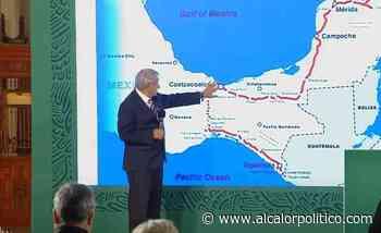 Coatzacoalcos, Minatitlán, Acayucan: La ruta del Tren Maya en Veracruz - alcalorpolitico