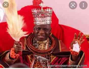 Olu of Warri: Itsekiris End Days Of Mourning - Nigerian Observer