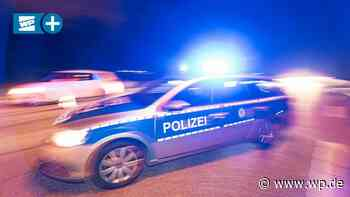 Winterberg: Junger Mann bedrohte Kollegin mit einer Schere - Westfalenpost