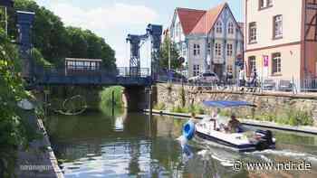 Plau am See: Defekte Hub-Brücke hat Folgen für die Anwohner - NDR.de