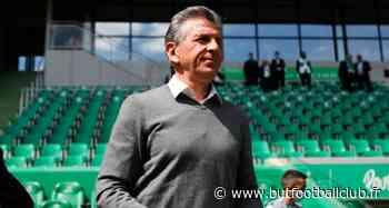 ASSE : le onze aligné par Puel face à Grenoble - But! Football Club