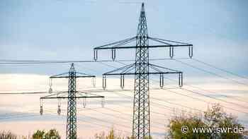 Größtes Hochspannungsprojekt geht zwischen Herbertingen und Reutlingen ans Netz - SWR