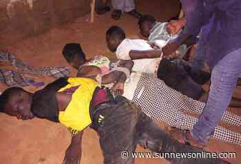 Tumfure community arrests 6 for house burgling, robbery in Gombe – The Sun Nigeria - Daily Sun