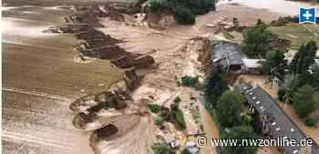 Hochwasser in Südwestdeutschland: Hilfe aus Emden im Kampf gegen die Fluten - Nordwest-Zeitung