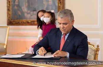 Duque sanciona tratado de repatriación de presos – HOY DIARIO DEL MAGDALENA - Hoy Diario del Magdalena
