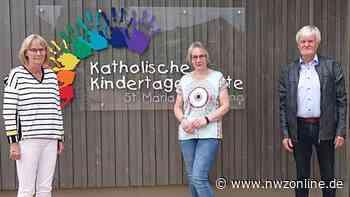 Gespräch über Kindertagesstättengesetz: Landtagsabgeordneter besucht Kita Elsfleth - Nordwest-Zeitung