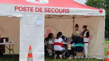 Nemours : les médiateurs anti-Covid à la rencontre des vacanciers sur l'autoroute A6 - Le Parisien