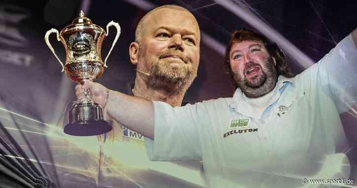Darts-Legende Andy Fordham tot: Rivale van Barneveld schildert wildes Leben - SPORT1
