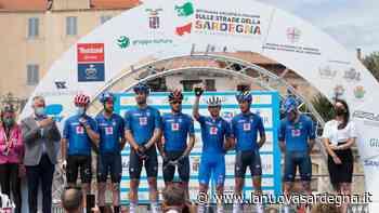 Oggi la partenza da piazza d'Italia e l'arrivo a Oristano dopo 185 km - La Nuova Sardegna