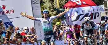 Settimana Ciclistica Italiana: Ackermann ad Oristano - Il Mondo del Ciclismo