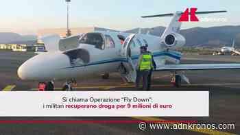 Oristano, lancia droga dall'aereo: arrestato - Adnkronos