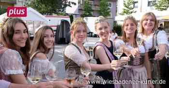 Bad Schwalbach Bad Schwalbach feiert das 42. Weinfest - Wiesbadener Kurier