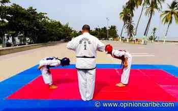 Exitosa jornada deportiva en Ciénaga – Opinion Caribe - Opinion Caribe