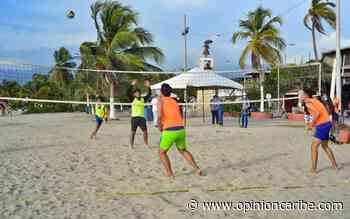Jornada deportiva en playas de Ciénaga – Opinion Caribe - Opinion Caribe