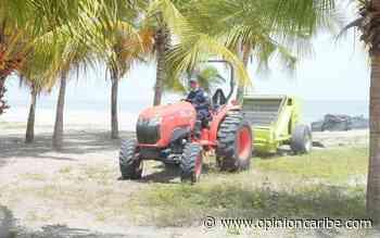 Jornada de limpieza en el sector turístico de Ciénaga - Opinion Caribe