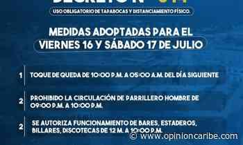 Por fiesta de la Virgen del Carmen, Ciénaga tendrá restricciones - Opinion Caribe