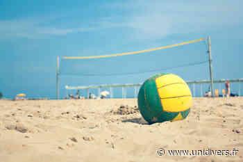 Sport à la plage Capbreton jeudi 29 juillet 2021 - Unidivers