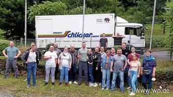 Arnsberg/Sundern: Große Spendenbereitschaft für Flutopfer - WP News