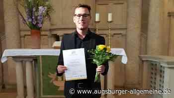 An der Orgel ist er spitze - Augsburger Allgemeine