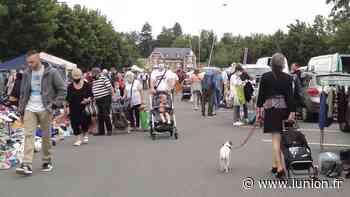 Le grand retour des vide-greniers à Chauny - L'Union