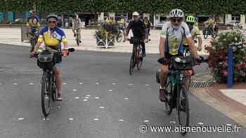 Les cyclotouristes chaunois préparent leur version du Paris-Chauny et anticipent les contraintes - L'Aisne Nouvelle