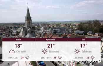 Chauny et ses environs : météo du vendredi 16 juillet - L'Union