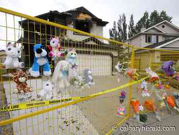House fire in Chestermere that killed seven people ruled non-suspicious - Calgary Herald