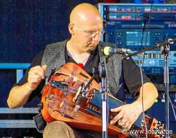 Auftakt der Konzertreihe - Band Fiunferley spielt Vielerley - idowa